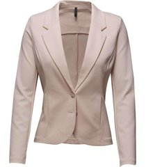 blazer - nanni, rose (shadow grey)