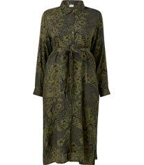 skjortklänning kcmont shirt dress