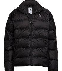 jacket down gevoerd jack zwart adidas originals