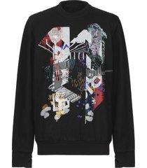 11 by boris bidjan saberi sweatshirts