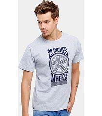 camiseta camaro wells masculina