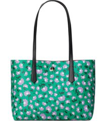 kate spade new york molly party floral tote