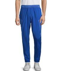 2(x)ist men's varsity modern track pants - cobalt - size xl