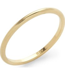 demi extra thin ring