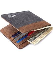 billetera hombre #1237- color negro