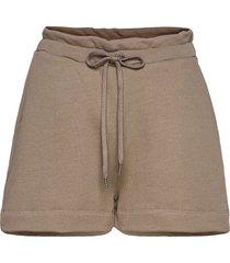 zayne college shorts flowy shorts/casual shorts beige arnie says