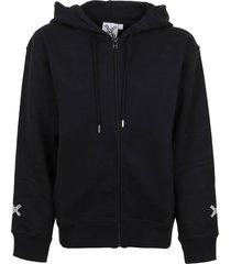 kenzo sport zip up hoodie