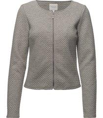 vinaja new short jacket- noos blazer kavaj grå vila