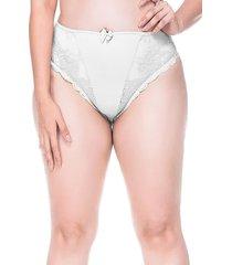 calcinha sempre sensual lingerie fashion branco - kanui