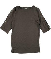 fracomina mini sweatshirts