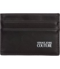 versace jeans couture capri credit card holder