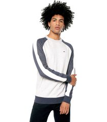 buzo gris-azul tommy jeans