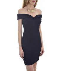 korte jurk guess w0gk85 k9ox0 blanca