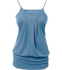 top (blu) - bodyflirt