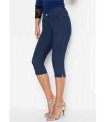 capri push up jeans
