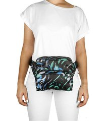 canguro xl plegable citybags estampado abstracto multicolor