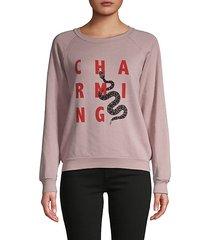 charming biona sweatshirt