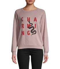 charming biona sweatshirt
