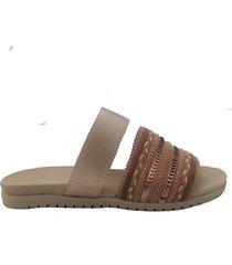 sandalia beige rosevelt shoes lupe