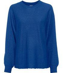 maglione con maniche a pipistrello (blu) - bodyflirt