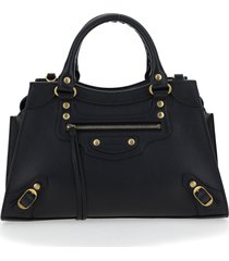 balenciaga neo classic city s handbag