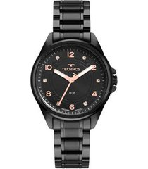 relógio technos elegance 2035mro4p feminino