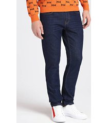 jeansy marciano z 5 kieszeniami fason slim
