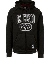 ecko unltd men's boldest rhino full zip sherpa hoodie