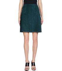 m.i.h jeans knee length skirts