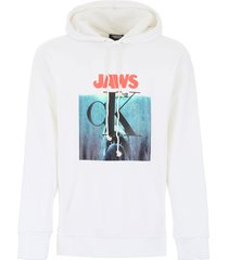 calvin klein jaws hoodie
