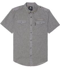 ecko unltd men's next gen stripeze woven shirt