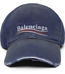 political campaign distressed cap
