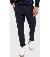 pantalón azul oscuro  calvin klein