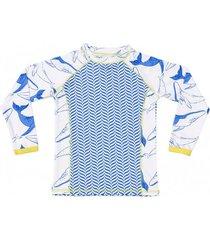 koszulka plażowo-kąpielowa z filtrem uv50+ willie