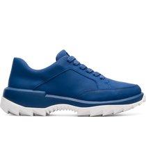 camper helix, sneakers hombre, azul , talla 45 (eu), k100316-005