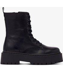 kängor biadeb laced up boot