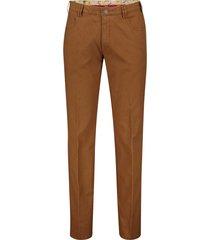 meyer pantalon heren dubai camel