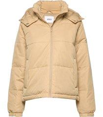 enblackwood jacket 6653 fodrad jacka gul envii