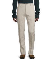 zanella men's noah textured pants - blue - size 32
