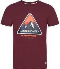 jorriver creek tee ss crew neck t-shirts short-sleeved lila jack & j s