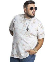 camiseta svk plus size hera masculina - masculino