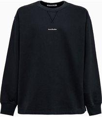acne fine stamp sweatshirt swea000172