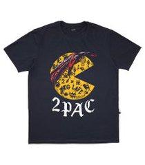 camiseta alkary 2 pac chumbo
