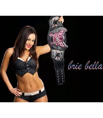 wwe  brie bella  diva belt   2.5 x 3.5 fridge magnet