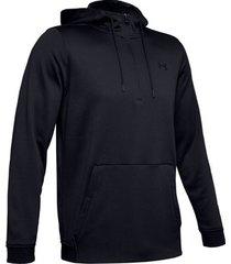 sweater under armour fleece 1/2 zip hoodie 1329808-002