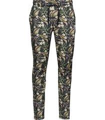 ballier fleur-de-lis track pants casual broek vrijetijdsbroek blauw les deux