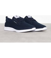 björn borg x200 low canvas sneakers navy
