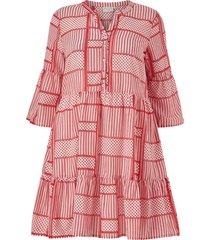 klänning kcpasti dress 3/4 sl