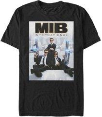 fifth sun men's international poster short sleeve t- shirt