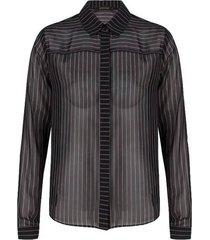 blouse binstripe